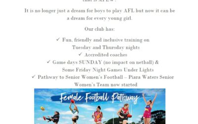 Piara Waters Junior Football Club