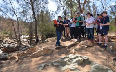 Yr 12 Earth and Environmental Science Field Trip