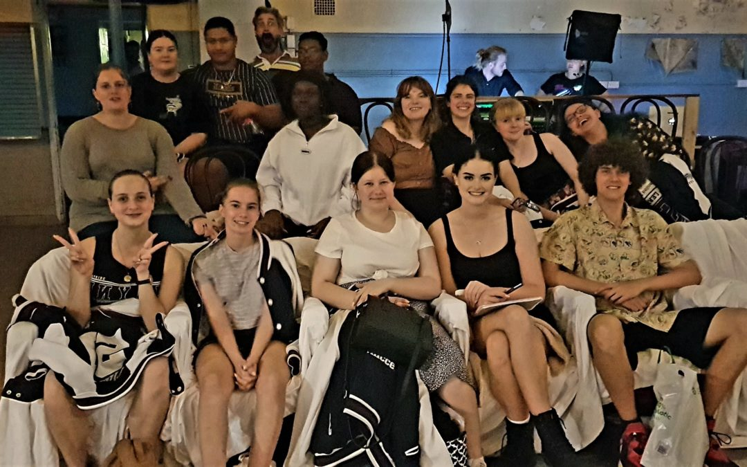 Year 12 Drama Students Visit the Theatre at Sunset Precinct
