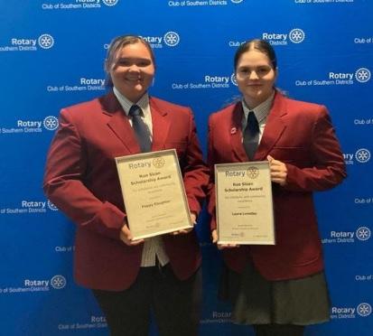 CVC Students Awarded Ron Sloan Endeavor Scholarships