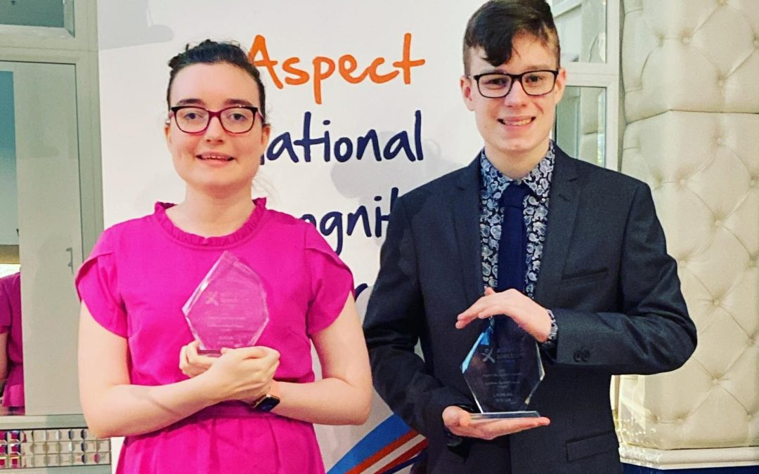 CVC Student Awarded 2021 Aspect Recognition Youth Award