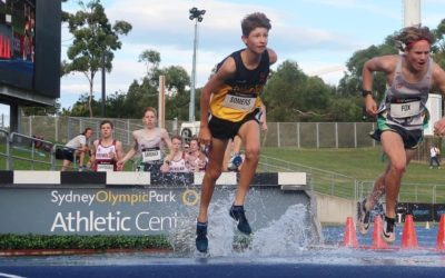 2 CVC Students Compete in National Track and Field Championships