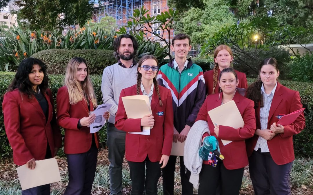 WA Law Society Mock Trial Competition 2021