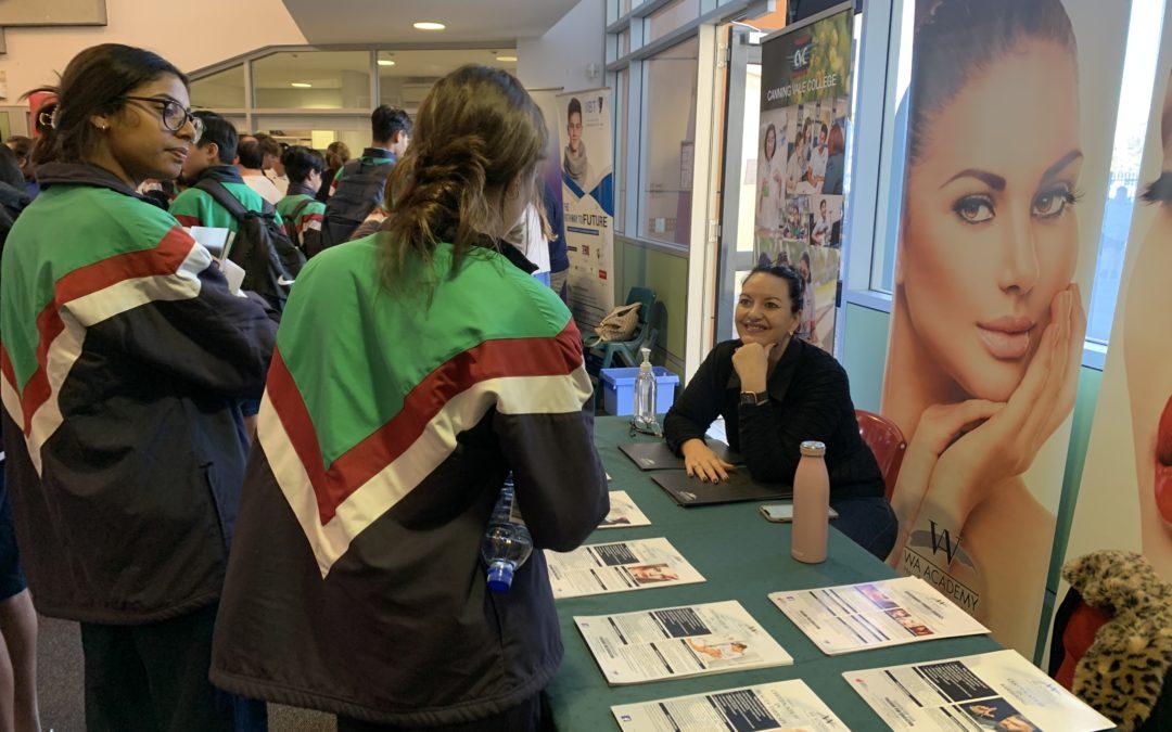 CVC Hosts Annual Career Expo