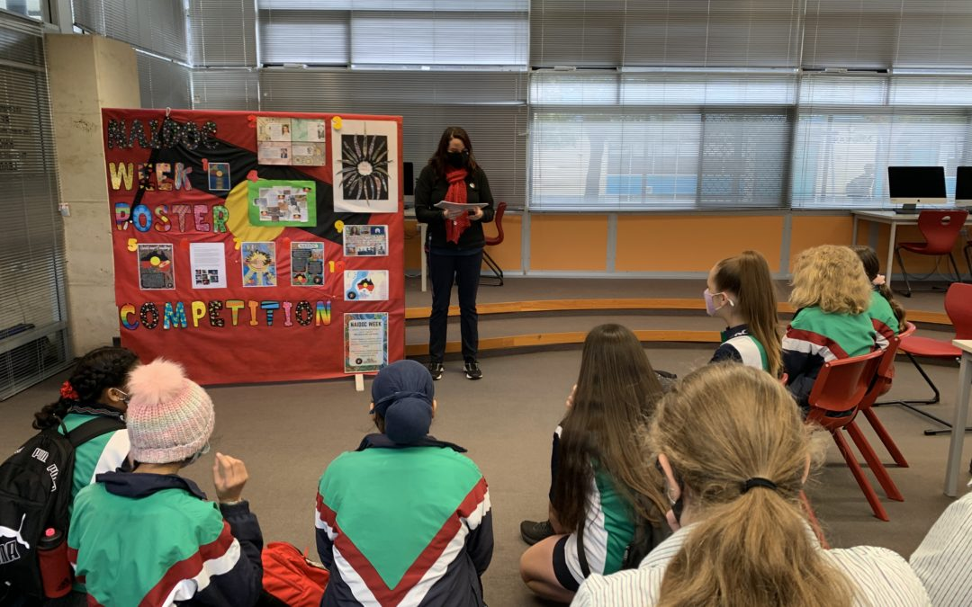 NAIDOC Week Poster Competition