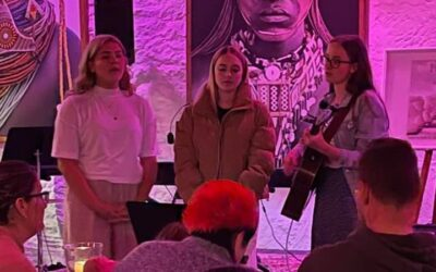 Specialist Vocal Music Students Perform at Kidogo Arthouse